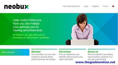 12 Hướng dẫn kiếm tiền trên mạng với Neobux chi tiết A Z