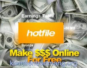 2 300x233 Kiếm tiền với Hotfile, upload chia sẻ file