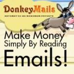 Hướng dẫn kiếm tiền trên mạng với Donkeymails