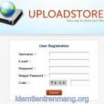 Kiếm tiền với uploadstore - uploadstore.net