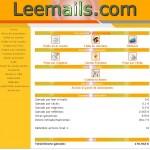 Kiếm tiền trên mạng với Leemails.com-Cheat kiếm tiền với PTC