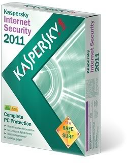 Kaspersky Internet Security 2011 [Dịch vụ]Bán key Kaspersky internet security 2011 giá hấp dẫn