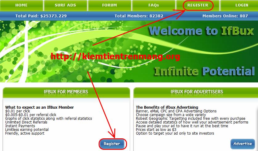 11 Ifbux tiếp tục thanh toán, proof ngày 03/01/2011
