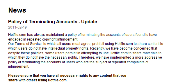 news hotfile Hotfile có scam hay không?
