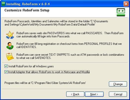 roboform 11 4 công cụ giúp kiếm tiền với paid to upload