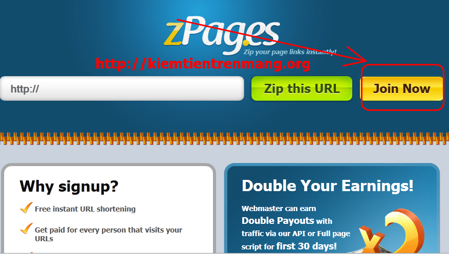 Zpag1 [test] Kiếm tiền với Zpag.es scam hay không?