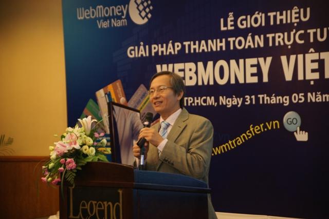 2 WebMoney chính thức xuất hiện tại Việt Nam