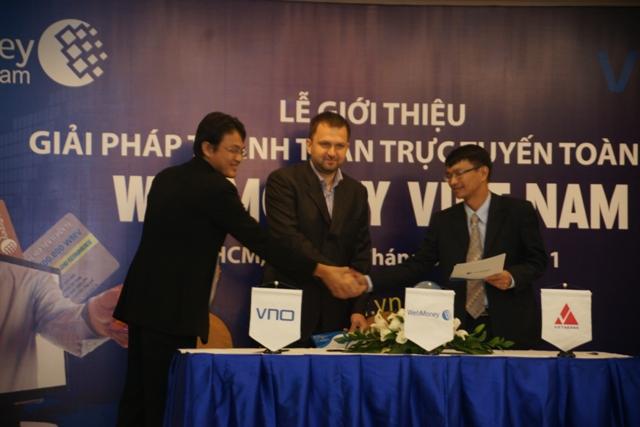 4 WebMoney chính thức xuất hiện tại Việt Nam