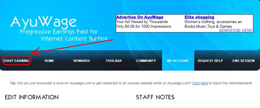 AyuWage Kiếm tiền với AyuWage (ayuwage.com)
