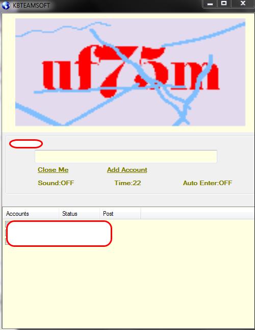 captcha1 Phần mềm captcha miễn phí