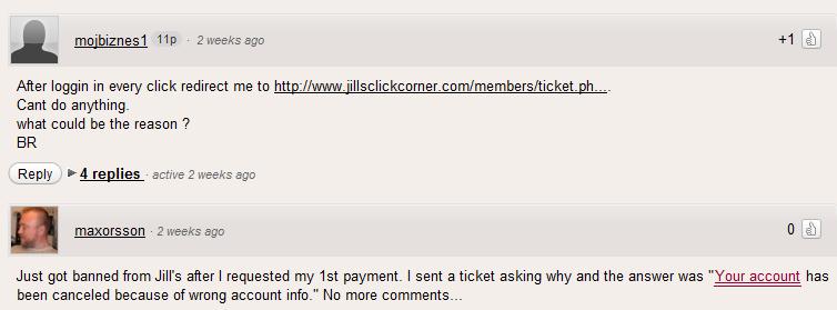 jillsclickcorner4 Jillsclickcorner uy tín hay scam?