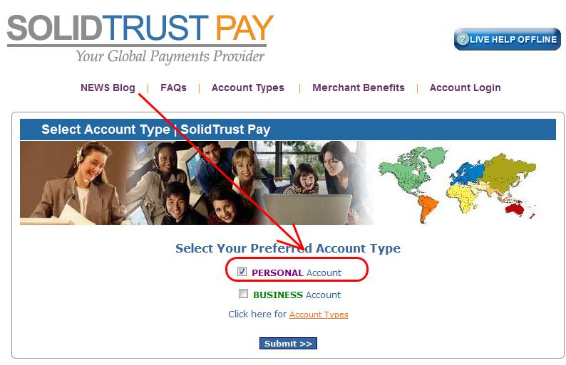 SolidTrustPay2 SolidTrustPay đăng ký miễn phí 1$ tháng 10