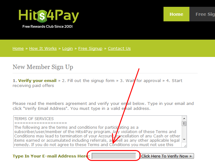 Hits4pay2 [Scam] Hits4pay   elite site online 2001
