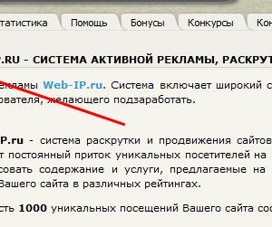 Kiếm tiền trên mạng với Web-ip.ru