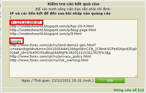 web ip17 Kiếm tiền trên mạng với Web ip.ru