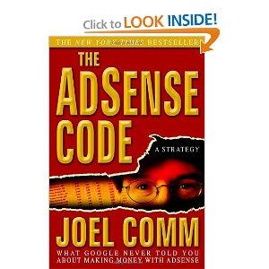adsensecode Ebook kiếm tiền trên mạng với Google Adsense