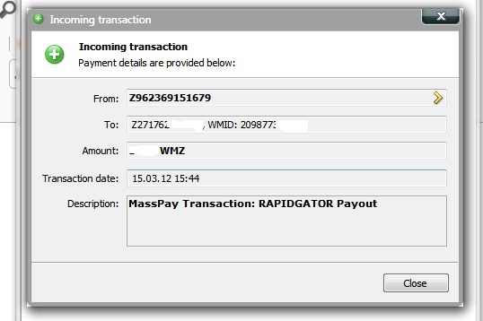 rapidgator proof Rapidgator.net   upload kiếm tiền