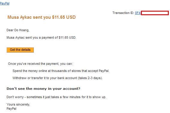 proof socialsharer SocialSharer.com   Kiếm tiền bằng cách like Facebook, Twitter...