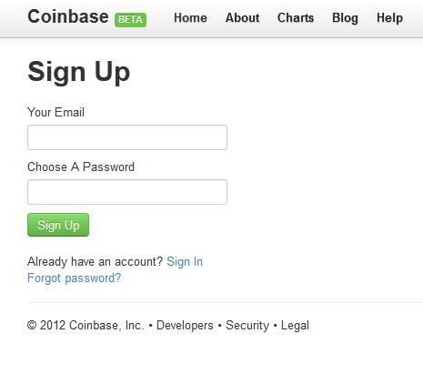 dich vu coinbase.com