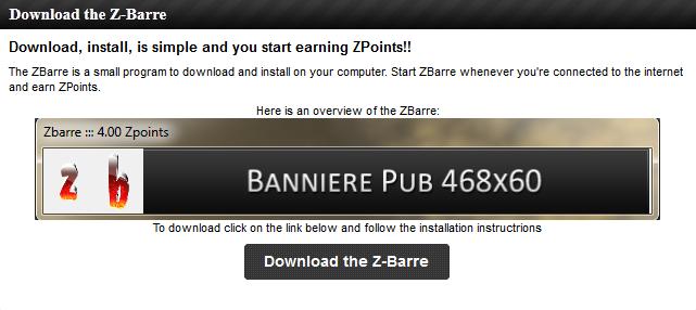 z barre 6 Kiếm tiền từ cashbar với z barre.com