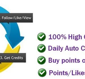 Kiếm tiền từ like facebook, G+, Youtube... với Likesasap.com