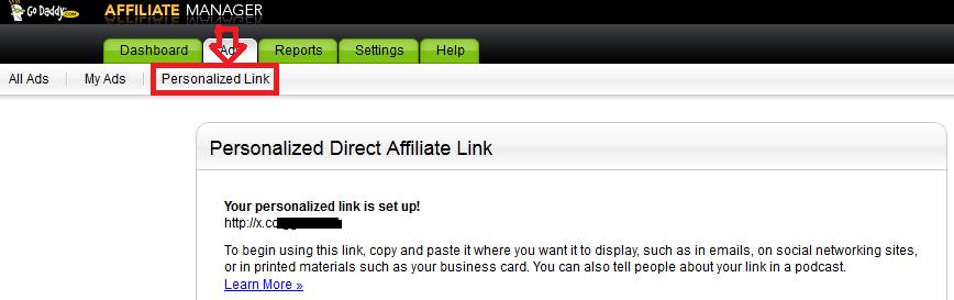 godaddy affiliate Kiếm tiền trên mạng từ chương trình affiliate của Godaddy