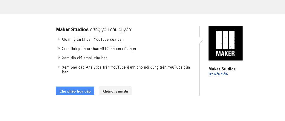 Kiếm tiền trên mạng với YouTube Partner 2