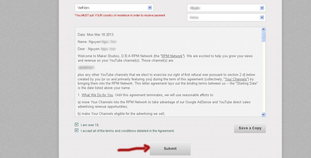 YouTube Partner với kiếm tiền online