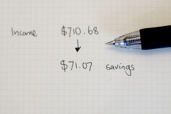 tiet kiem tien Làm thế nào để tiết kiệm tiền?