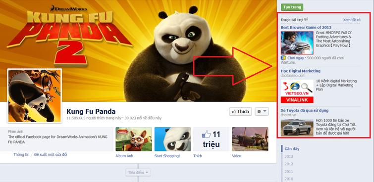 quang cao Facebook 1 Hướng dẫn tạo quảng cáo Facebook chi tiết