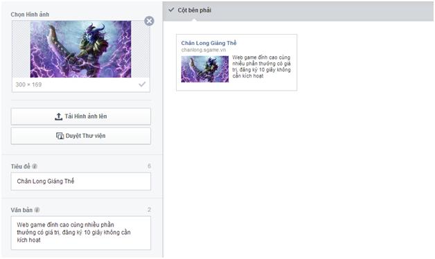 quang cao Facebook 9 Hướng dẫn tạo quảng cáo Facebook chi tiết