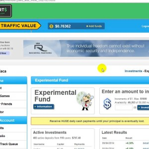 PaidVerts.com - Kiếm tiền từ hình thức PTC mới
