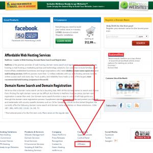 Hướng dẫn đăng ký hosting 12 tháng chỉ 1$ tại Netfirms.com