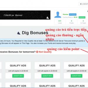 Hướng dẫn đầu tư kiếm tiền với DigADZ.com (đã scam)