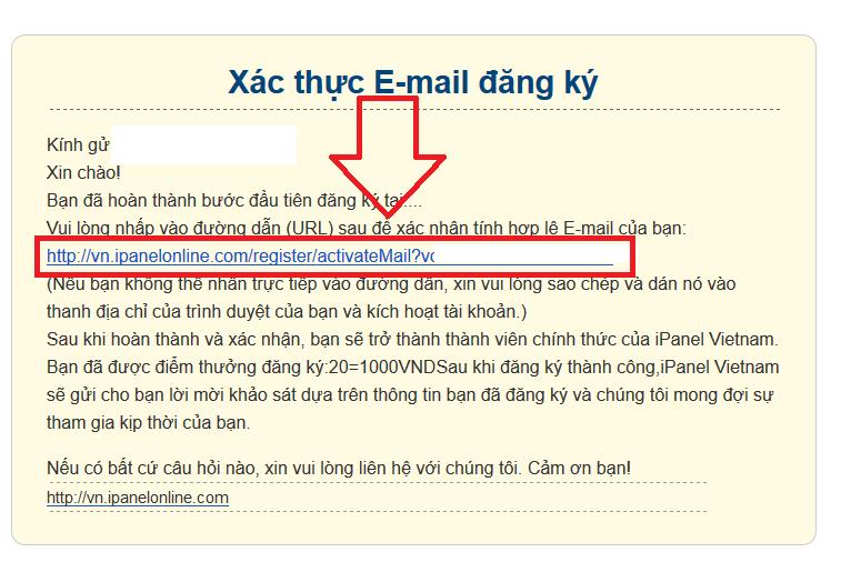 ipanelonline vn kiem tien tren mang 3 Kiếm tiền trên mạng từ chương trình khảo sát Ipanelonline của Việt Nam