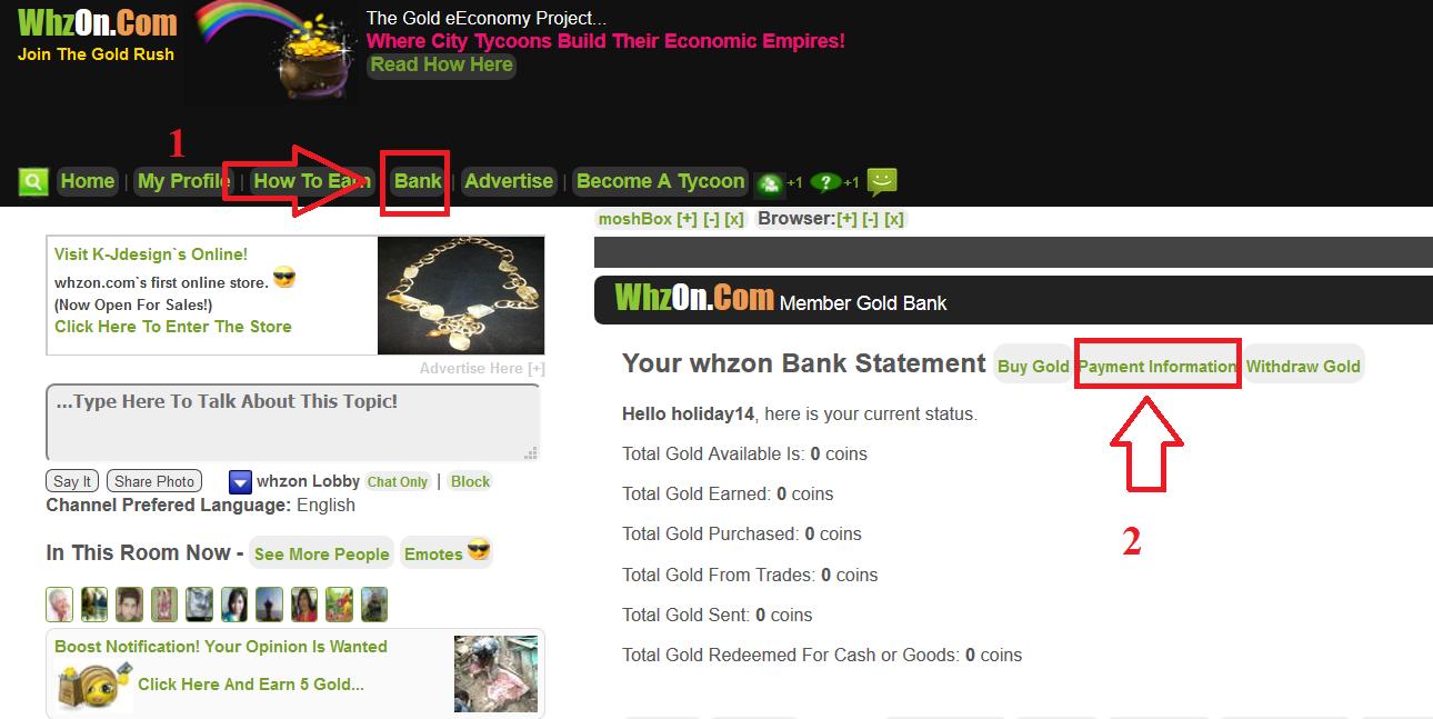 whzon com 2 Kiếm tiền nhờ các hoạt động trên mạng xã hội Whzon.com