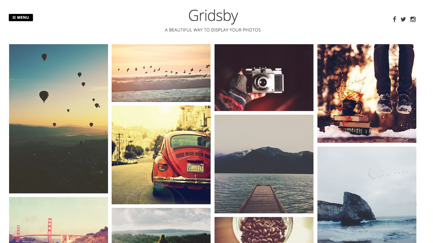 Gridsby-Theme