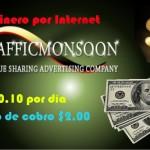 [Scam] Giới thiệu cách kiếm tiền chi tiết với Trafficmonsoon