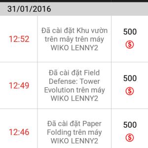 LoveMoney.vn - Kiếm tiền từ việc tải ứng dụng trên di dộng