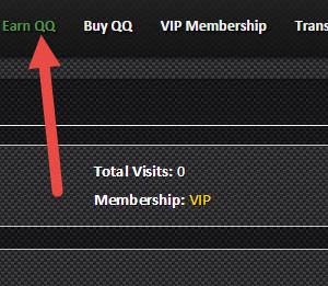 QQTraffic.com - Kiếm tiền từ việc surf ads và tăng traffic cho website/ blog của bạn