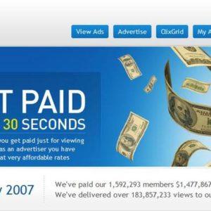 Cách làm khảo sát kiếm tiền tại web ClixSense